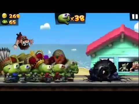 Game Zombie Tsunami Vui Nhộn Hài Hước