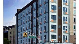 Comfort Inn New York- Room Tour