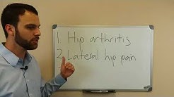 Top 3 Causes of Hip Pain | River City Physical Therapy | Jacksonville, FL
