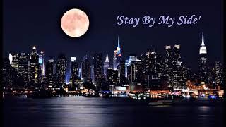 "STEPHANE HUGUENIN -  ""Stay By My Side"""
