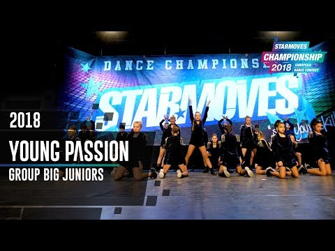 YOUNG PASSION [1st place] | GROUP JUNIOR BIG | Starmoves Championship 2018