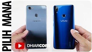 Download Video Pilih mana Oppo F7 atau Vivo V9? MP3 3GP MP4
