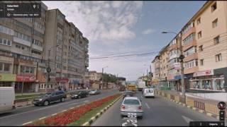 Часть 7. Город Сучава. Part 7. City Suceava(Картографические данные: Google, DigitalGlobe Map data : Google, DigitalGlobe Видео создано на основе дорожных панорам и Карт Google..., 2016-12-17T19:38:34.000Z)