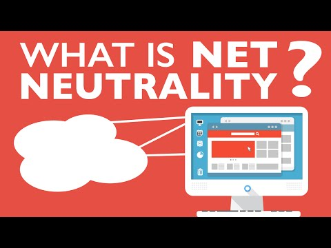 Net Neutrality Explained In One Minute!