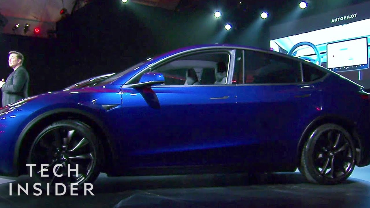 Tesla Unveiled Its Model Y: Here Are The Best Features Of The $39,000 SUV