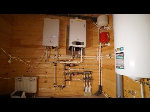 видео: Система отопления своими руками.