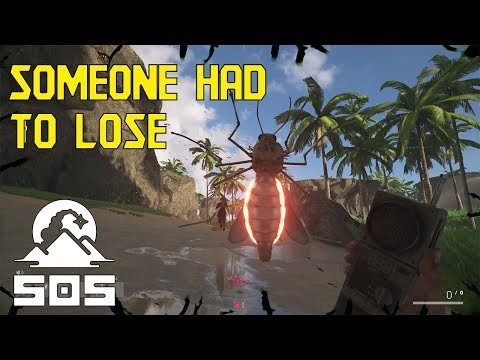 Someone Had To Lose -  SOS: The Ultimate Survival