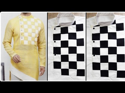 kurta design 2019//new kurta design//how to kurta design/kurta design for men