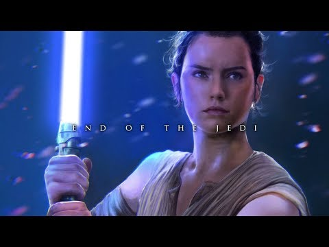 Star Wars - End of The Jedi | Rey Sad Piano Theme