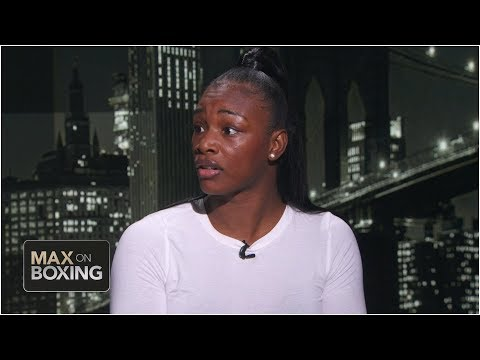 Claressa Shields doesn't
