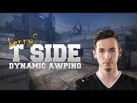 T Side Talent - KennyS Versatile AWP on Cache
