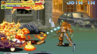 Alien vs Predator (Arcade/Capcom/1994 Hunter) [HD]