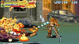 Alien vs Predator for Arcades from Capcom - Hunter