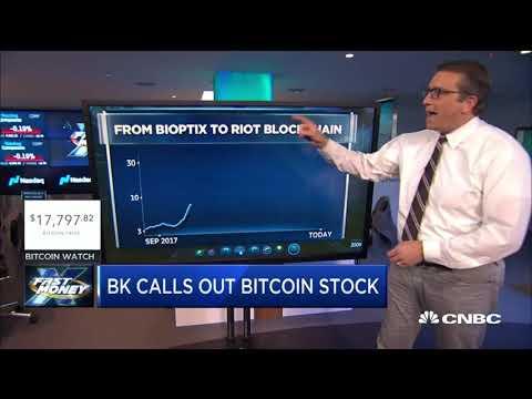 Trader Warns That Riot Blockchain Might Not Be What You Think - 13 Dec 17  | Gazunda