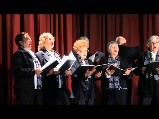 A que florezca mi pueblo  Coro de Adultos Mayores - 1Festival Coral Balcarce Canto & Raíces