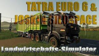 "[""Farming"", ""Simulator"", ""LS19"", ""Modvorstellung"", ""Landwirtschafts-Simulator"", ""TATRA EURO 6 & JOSKIN SILOSPACE""]"