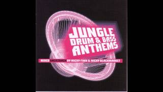 Jungle Drum & Bass Anthems 1#15,16,17