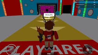 First video XP Roblox