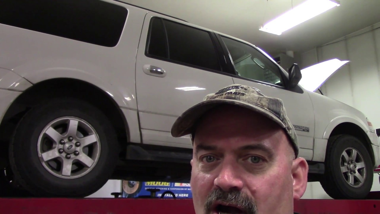 hight resolution of ford expedition clunking noise