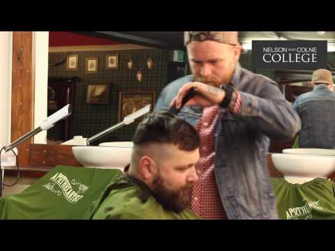National Apprenticeship Week 2017: Liam Hogan - Old Fashioned Traditional Barbering