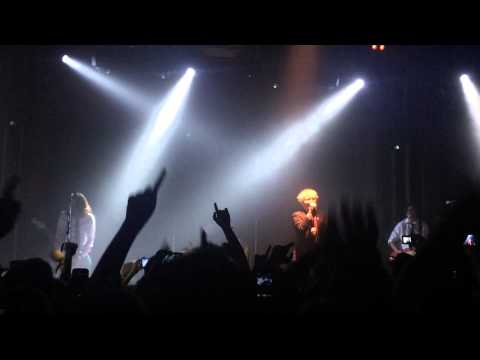 The Bureau ~ Gerard Way @ Sala Apolo - Barcelona