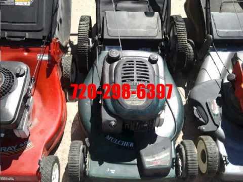 Used Lawn Mower Parts Aurora | 720-298-6397
