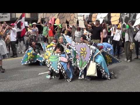 People's Climate March September 21, 2014