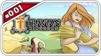 TRAVIAN 5 #001 - ICH EROBERE DAS LAND - Let's Play Travian 5 - Deutsch German - Dhalucard
