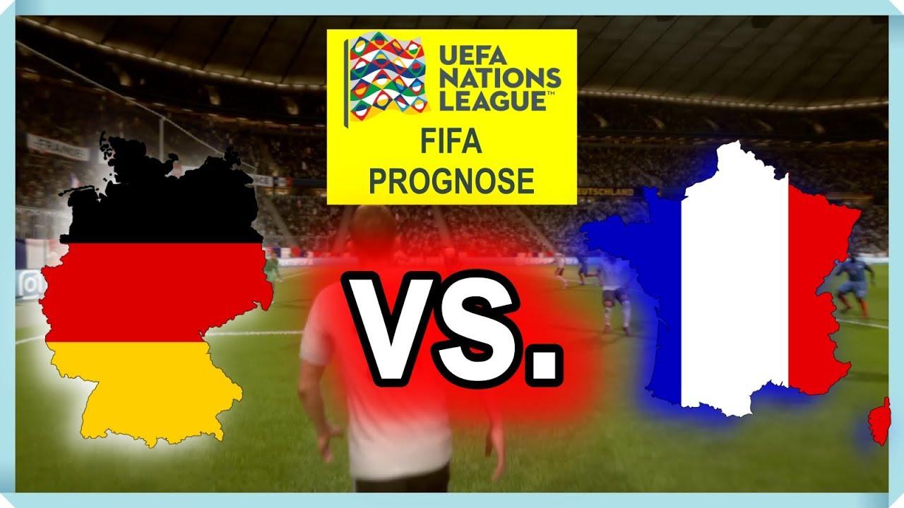 Prognose Frankreich Deutschland