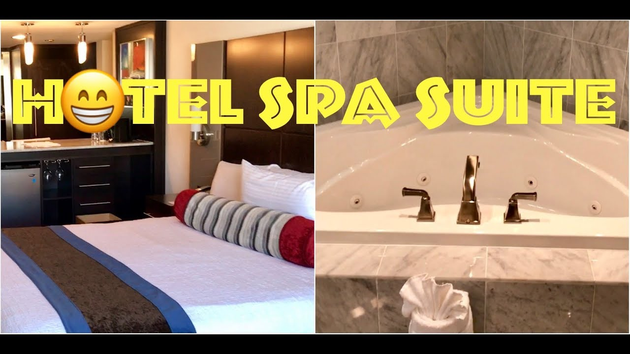Spa Suite Hotel Room Review At The Ip Casino Resort In Biloxi