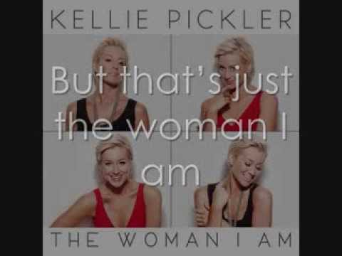 Kellie Pickler - The Woman I Am [Lyrics On Screen]