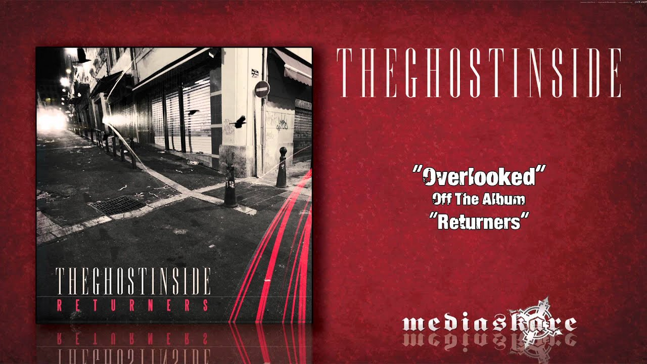 """Download The Ghost Inside """"Overlooked"""""""