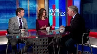 Inside Politics: Sanctions, HRC