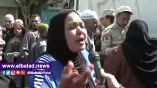 القوات المسلحة توزع 24 ألف كرتونة سلع غذائية بسوهاج .. «فيديو»
