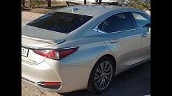 Ylellinen ja taloudellinem hybrid | Lexus ES300h Executive koeajo