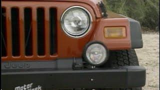 MotorWeek | Retro Review: '97 Jeep Wrangler TJ