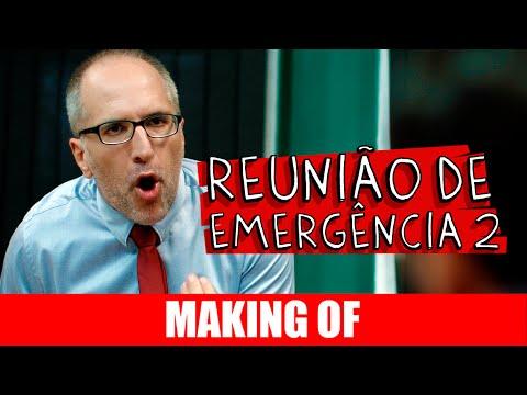 Reunião de Emergência 2 – Making Of