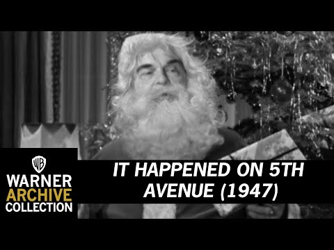It Happened On Fifth Ave (1947) – You Wouldn't Arrest Them On Christmas Eve?