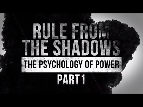 "SCG's ""Rule from the Shadows - The Psychology of Power - Part 1"""