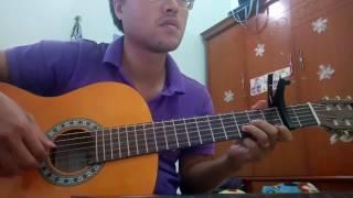 Mưa đêm tỉnh nhỏ - guitar bolero- bi04