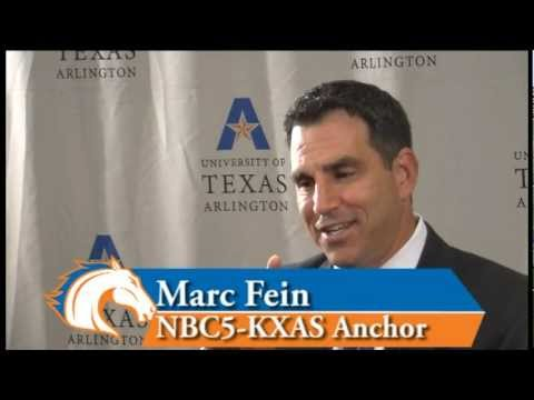 NBC5 Anchor Marc Fein Profile 10/11 PKG-Christine Nicholson, UTA News