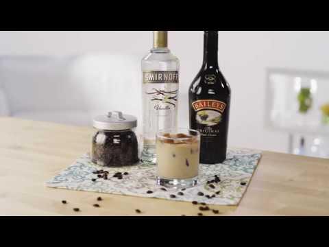 Coffee Cocktail, Ice Ice Baileys