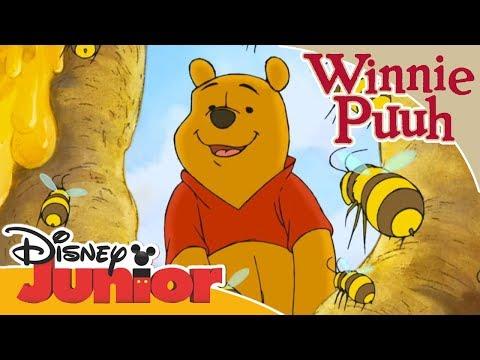 Disney Junior - Kleine Abenteuer mit Winnie Puuh - Puuh und die Honigbienen