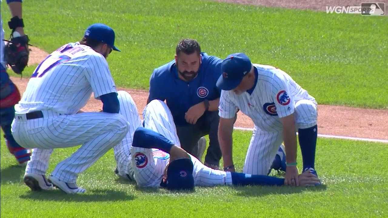 Is it the end? Kris Bryant and Anthony Rizzo out of lineup in Cubs ...