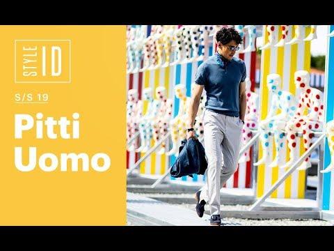 Style ID: Pitti Uomo S/S 19