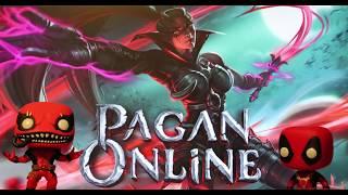 Pagan online -релизная версии игры. (Part 28)
