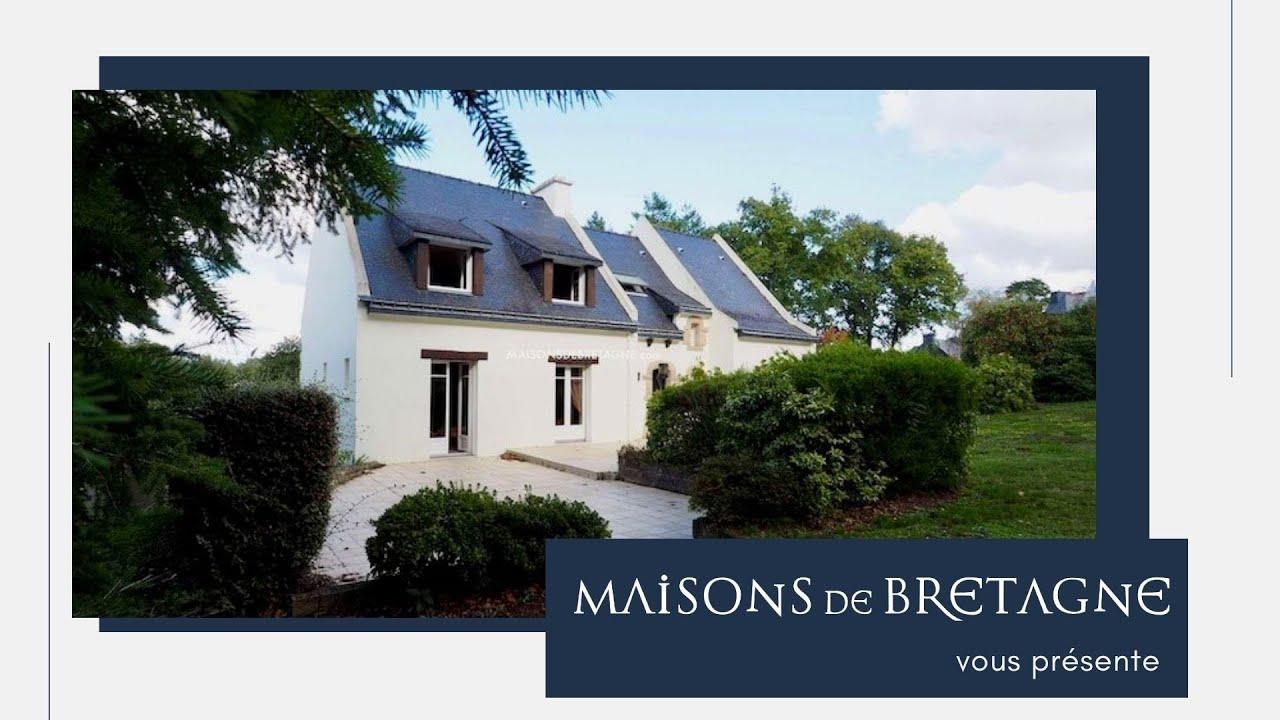 À vendre Maison familiale à Nostang à proximité de la rivière d'Etel | Morbihan | Bretagne Sud