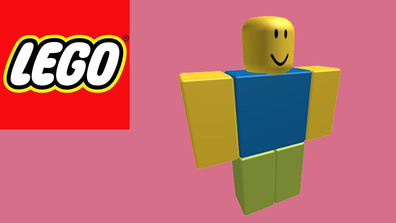 How To Make Your Character Look Like A Classic Noob In Roblox How To Build Lego Classic Noob Youtube