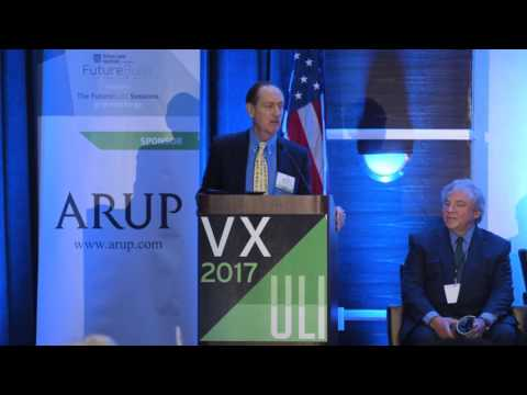 Rick Cole on City Planning: Remarks at VX/ULI FutureBuild 2017