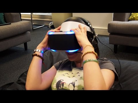 How To Make Games: Sony's Project Morpheus (#6)